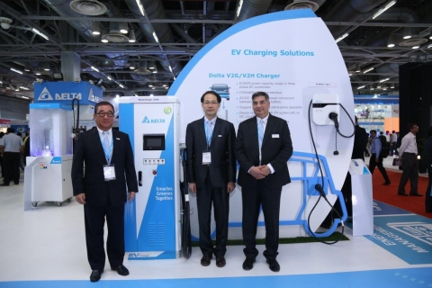 Complete range of EV charging solutions unveiled