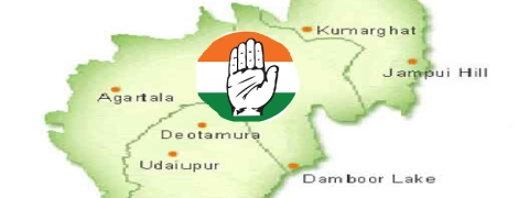 Congress filed nomination in four seats: No violence reported yet