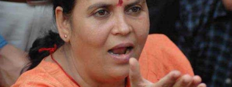 Only Congress benefited from Gandhiji's death, instigated Godse: Uma Bharti