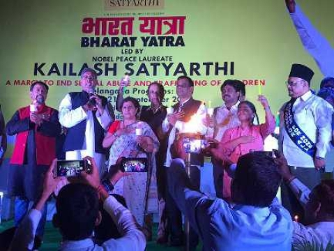 Satyarthi suggests business solutions for social problems