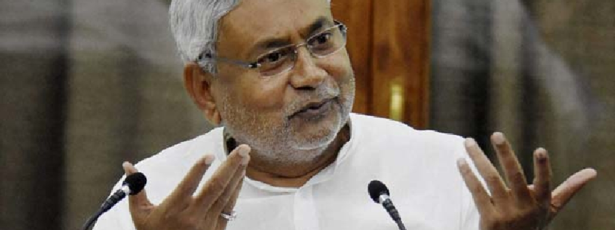 Ram Temple issue to be settled via court verdict or consensus: Nitish