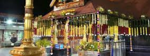 Sabarimala temple opens for annual festival