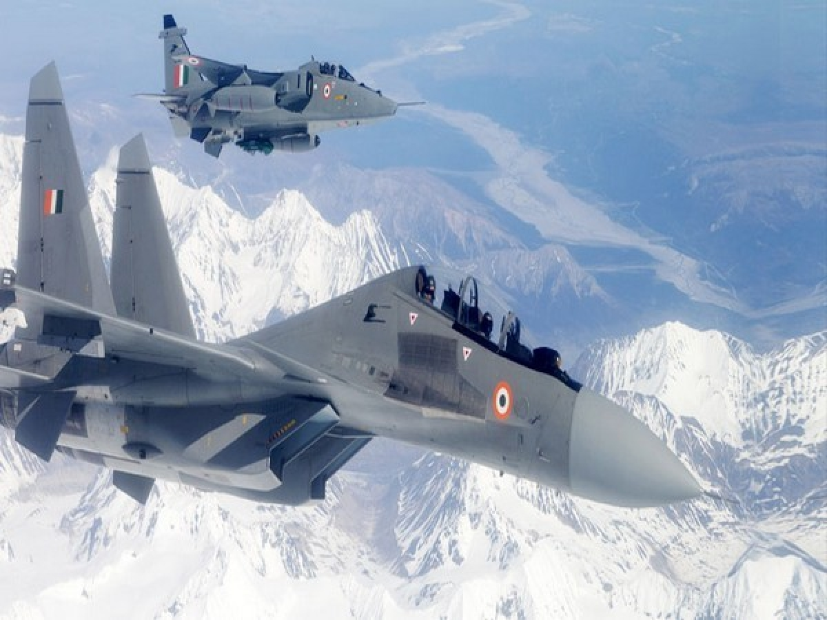 Air exercise of South Asian Regions begins on Mar 12