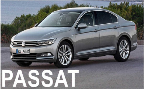 Volkswagen announces production of Passat in India