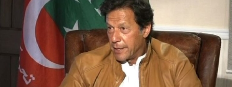 Imran terms third marriage his 'last innings'