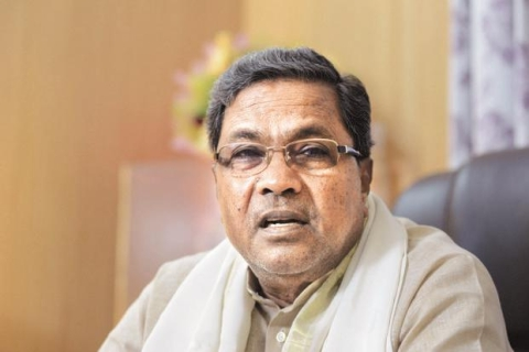 Don't panick over SC favouring CMC: Siddaramaiah