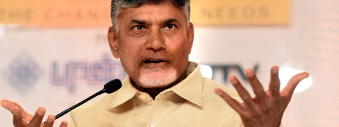 AP CM slams Centre for depreciation of rupee, hike in petroleum prices