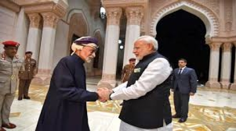 PM holds delegation-level talks with Oman Sultan