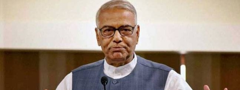 GDP decline: Yashwant Sinha speaks up