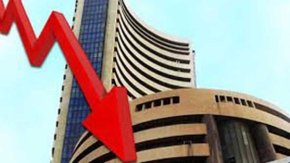 Sensex down by 81.70 pts