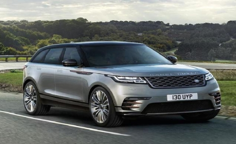 Land Rover Launches Rover Velar In India