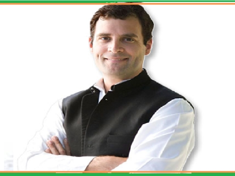 Rahul leads with more than 50,000 votes