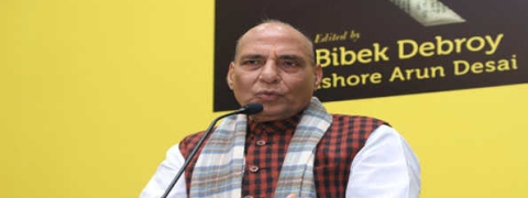Rajnath calls for revamp of Civil Defence Organisation