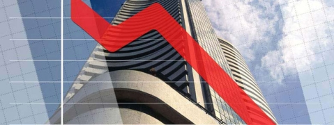 Sensex falls 163 pts; 3-week-low