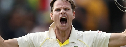 Injury setback for Steve Smith