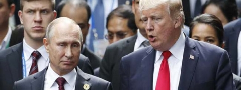 Putin, Trump to meet at G20 summit in Argentina