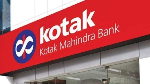 Kotak Bank rallied by 8.93 pc to Rs 1287