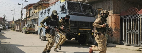 Three militants killed, as many CRPF personnel injured in Srinagar encounter