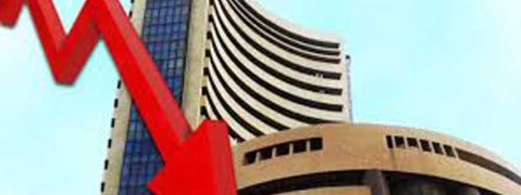 Sensex tanks by 394.67 pc, as budget fails to boost sentiments