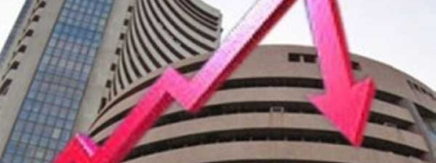 Sensex loses further by 239.48 pts
