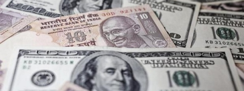 Rupee ends at 70.22, down by 20 against USD