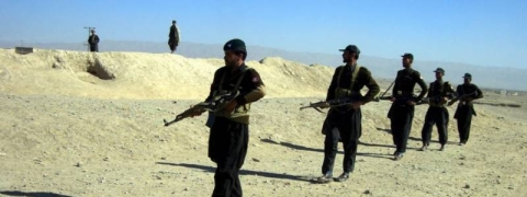 Afghanistan returns bodies of 5 Pakistani soldiers