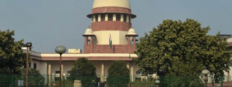 Karnataka: Supreme Court begins hearing