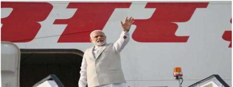 PM Modi leaves for Sochi for informal summit with Putin