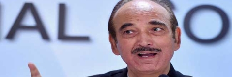 We have an undeclared emergency now, says Azad
