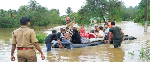 Disaster management needs to be re-managed