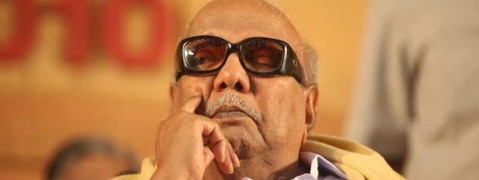 Karunanidhi turns 95: Modi, Rahul greet him