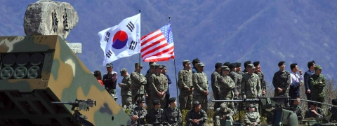 Cost of one of those 'expensive' U.S.-S. Korea military exercises $14 mln?