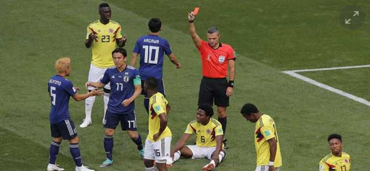Yuya Osako presents shocking victory for Japan against Colombia (2-1)