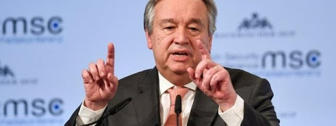 UN chief Guterres sees meaningful negotiation ahead on North Korea