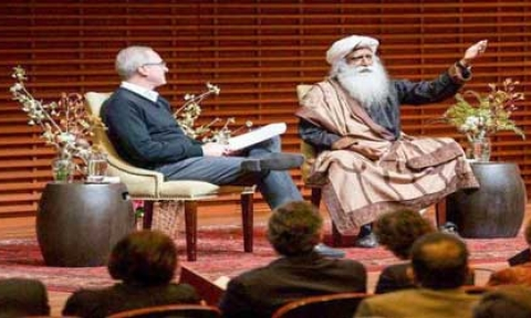 Sadhguru in conversation with Jonathan Coslet on Capitalism and Spirituality