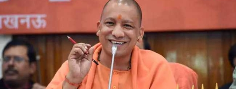 WB govt refuses to allow Yogi Adityanth's chopper to land