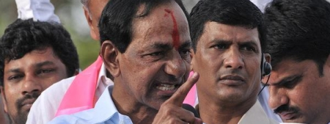 TRS chief now calls it a secular front, not averse to Congress