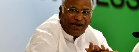 It is tradition of AICC President to contest for two Lok Sabha seats: Mallikarjuna Kharge
