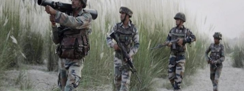 Soldier martyred as Pak troops violate ceasefire in Machil sector