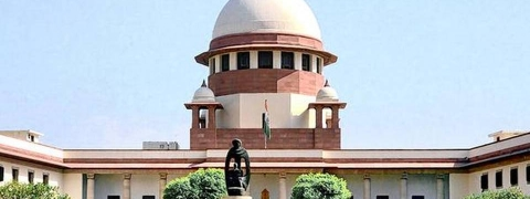 SC judge Ramana recuses himself from plea hearing
