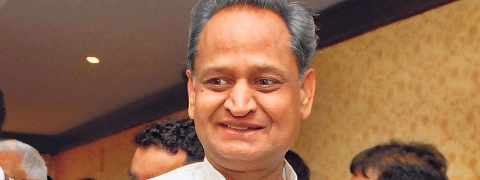 Janardhan Dwivedi replaced by Ashok Gehlot as AICC Gen Secy in-charge for Organisation