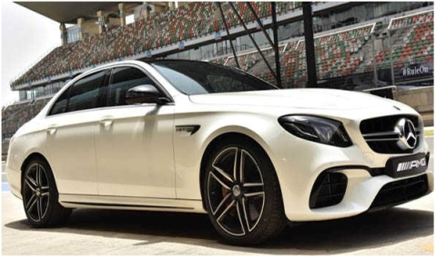Mercedes' new launch E63 AMG, most powerful E-Class of all time