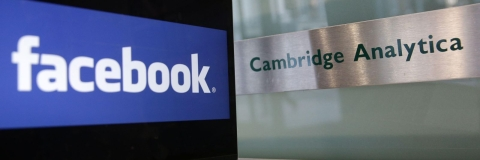 Facebook fined for Analytica scandal