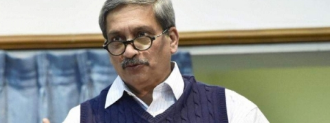 Parrikar discharged from AIIMS