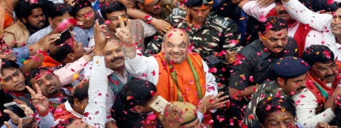 Shah arrives to hold talks with party leaders, cadre