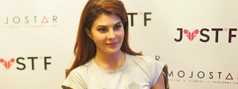 Jacqueline unveils 'Just F' active wear brand on Amazon