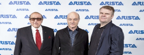 Sony Music relaunches Arista Records with David Massey