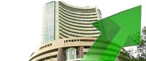 Sensex jumps 272. 33 points to hit fresh record high