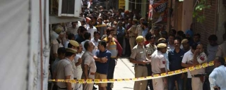11 members of a family found dead in Delhi            Submit