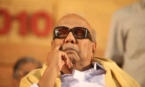 Karunanidhi has to be in hospital for long, says bulletin